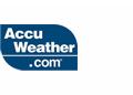 график погрешности прогноза погоды в Молдове от accuweather.com за последние 2 недели