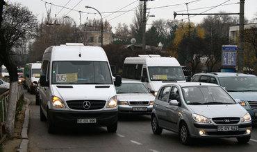 Маршруты троллейбусов, автобусов и маршрутных такси в Кишиневе будут изменены таким образом, чтобы они не совпадали...