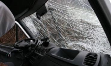 Șofer care a tamponat un minor și l-a abandonat, reținut