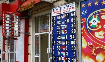 Курс молдавского лея к доллару