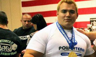 Молдавский спортсмен признан лучшим юниором элитной категории в США