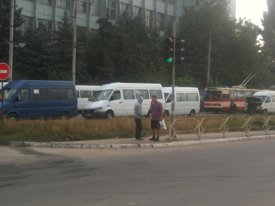 Не передумали: водители маршрутных такси объявили забастовку.